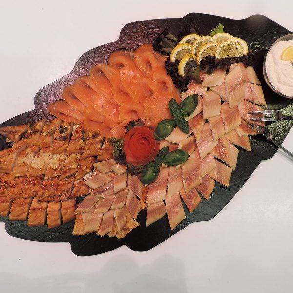 Fischplatten exklusiv - Jannsen Fleischwaren Meldorf