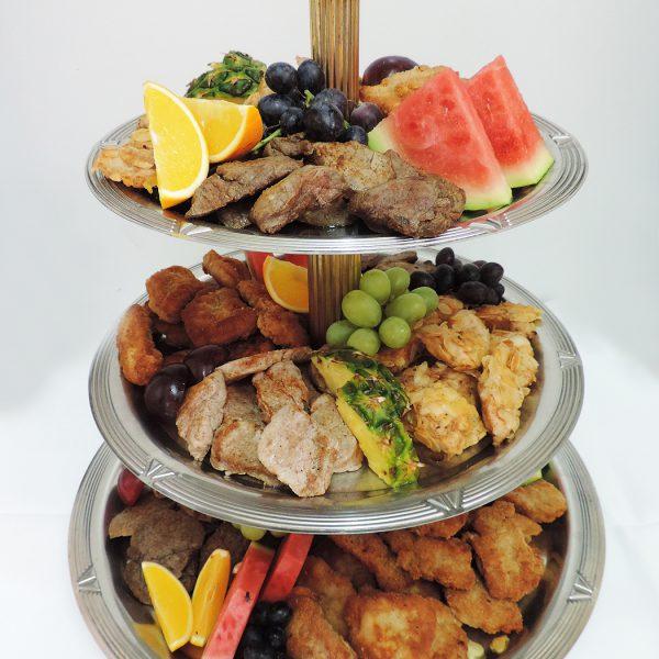 Leckere Platten für Ihre Party - Partyservice von Jannsen Fleischwaren