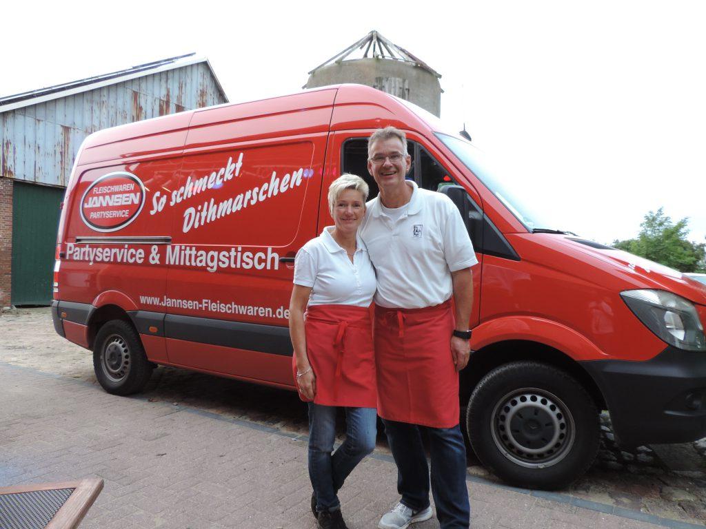 Katja und Michael Jannsen |Jannsen Fleischwaren