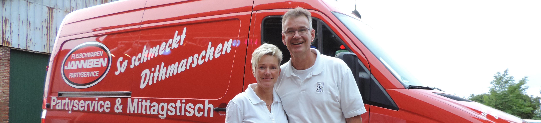 Katja und Michael Jannsen aus Meldorf