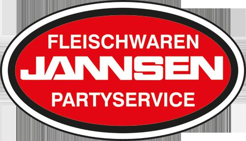 Logo Jannsen Fleischwaren und Partyservice