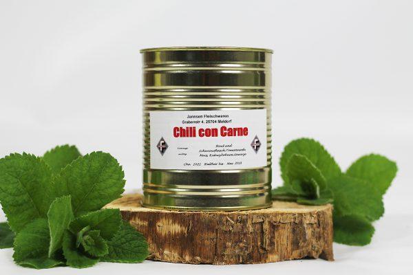 Chili con Carne von Jannsen Fleischwaren