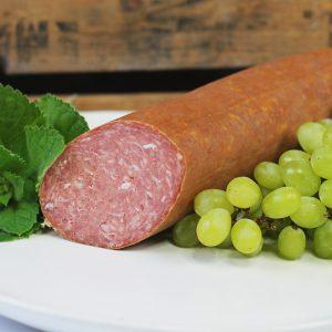 Dithmarscher Bauernmettwurst von Jannsen Fleischwaren Meldorf