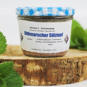 Dithmarscher Sülztopf von Jannsen Fleischwaren Meldorf