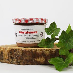 Feine Leberwurst | Jannsen Fleischwaren
