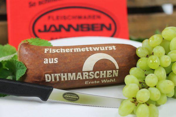 Fischermettwurst | Jannsen Fleischwaren