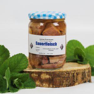 Dithmarscher Sauerfleisch |Jannsen Fleischwaren in Meldorf